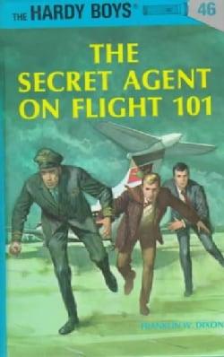 The Secret Agent on Flight 101 (Hardcover)