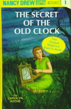 The Secret of the Old Clock/the Hidden Staircase (Hardcover)