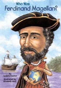 Who Was Ferdinand Magellan (Paperback)