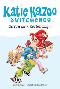 On Your Mark, Get Set, Laugh (Paperback)