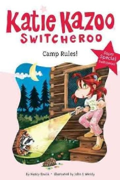 Camp Rules! (Paperback)