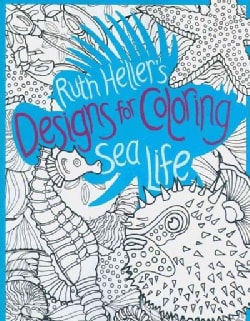 Sea Life Coloring Book (Paperback)
