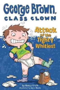 Attack of the Tighty Whities! (Paperback)