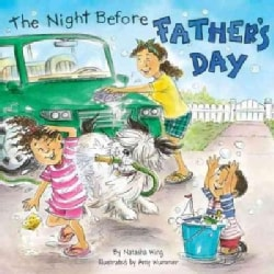 The Night Before Father's Day (Paperback)