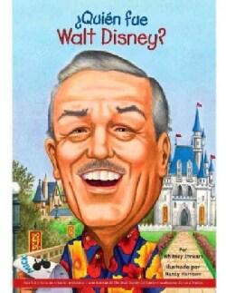 Quien Fue Walt Disney? / Who Was Walt Disney? (Paperback)