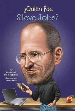 Quien fue Steve Jobs? / Who Was Steve Jobs? (Paperback)