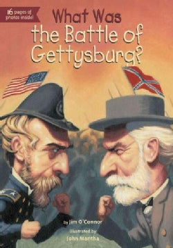 What Was the Battle of Gettysburg? (Paperback)