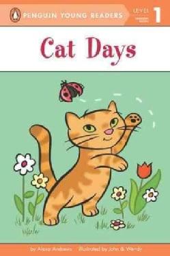 Cat Days (Paperback)