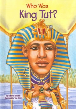 Who Was King Tut? (Hardcover)