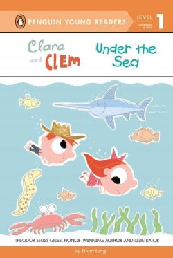 Clara and Clem Under the Sea (Hardcover)
