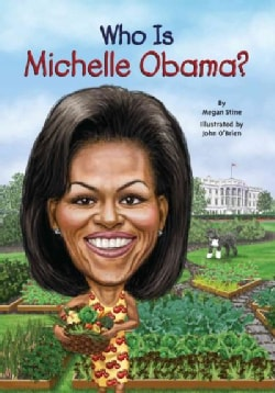 Who Is Michelle Obama? (Paperback)