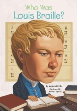 Who Was Louis Braille? (Paperback)