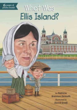 What Was Ellis Island? (Paperback)