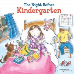 The Night Before Kindergarten (Hardcover)