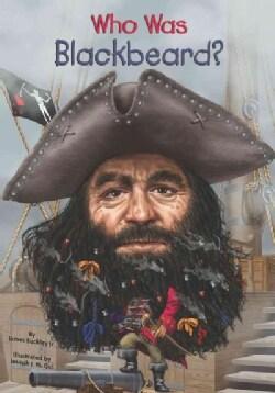 Who Was Blackbeard? (Paperback)