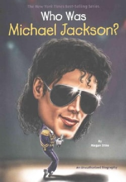 Who Was Michael Jackson? (Paperback)