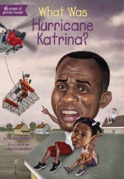 What Was Hurricane Katrina? (Paperback)