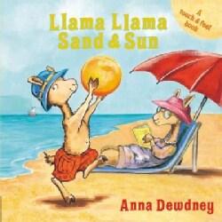 Llama Llama Sand and Sun (Board book)