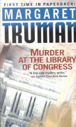 Murder at the Library of Congress (Paperback)