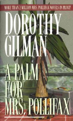 A Palm for Mrs. Pollifax (Paperback)