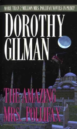 The Amazing Mrs. Pollifax (Paperback)