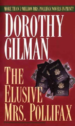 The Elusive Mrs. Pollifax (Paperback)