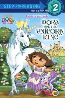 Dora and the Unicorn King (Paperback)