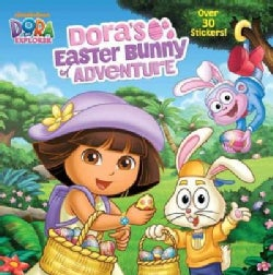 Dora's Easter Bunny Adventure (Paperback)