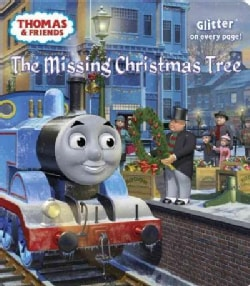 The Missing Christmas Tree (Board book)