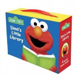 Elmo's Little Library: Elmo's Mother Goose, Elmo Says, Elmo's ABC Book, Elmo's Tricky Tonge Twisters (Board book)