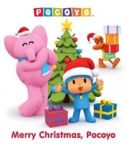 Merry Christmas, Pocoyo (Board book)