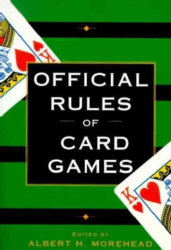 The Official Rules of Card Games (Paperback)