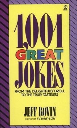 1,001 Great Jokes (Paperback)