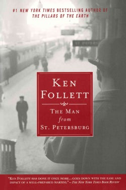 The Man from St. Petersburg (Paperback)