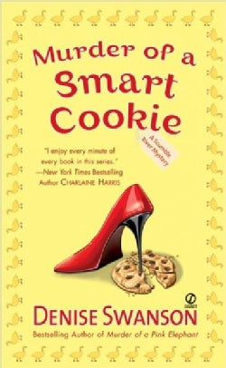 Murder Of A Smart Cookie (Paperback)