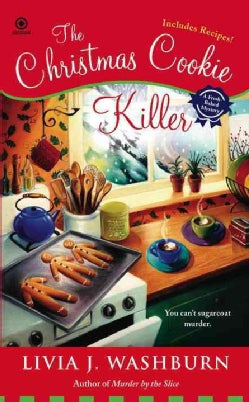 The Christmas Cookie Killer (Paperback)