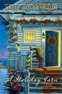 A Holiday Yarn: A Seaside Knitters Mystery (Paperback)