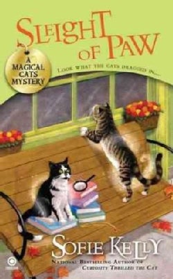 Sleight of Paw: A Magical Cats Mystery (Paperback)