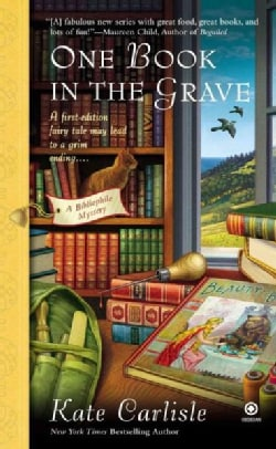 One Book in the Grave (Paperback)