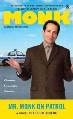 Mr. Monk on Patrol (Paperback)