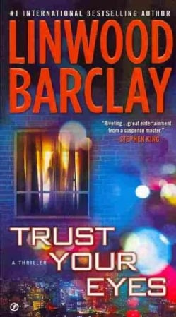 Trust Your Eyes (Paperback)