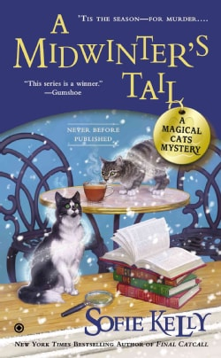 A Midwinter's Tail: Magical Cats Mystery (Paperback)