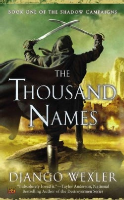 The Thousand Names (Paperback)