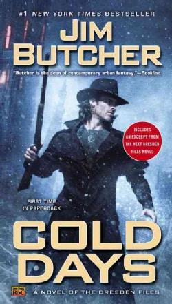 Cold Days (Paperback)