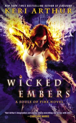 Wicked Embers (Paperback)