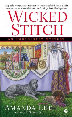 Wicked Stitch (Paperback)