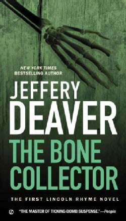 The Bone Collector (Paperback)
