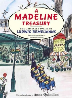 A Madeline Treasury: The Original Stories (Hardcover)