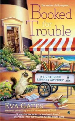 Booked for Trouble (Paperback)