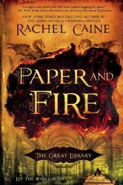 Paper and Fire (Hardcover)